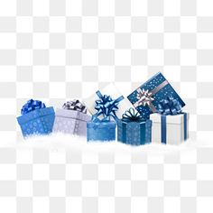 Blue Christmas, Christmas Gifts, Snow Holidays, Gift Vector, Special Images, Frame Background, Blue Box, Editing Pictures, Diy Scrapbook