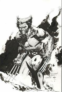 47895fc3f8e35 Twitter … Marvel Comics, Heros Comics, Marvel Art, Marvel Heroes, Wolverine  Art