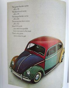 All The Great Mad Men Era Volkswagen Ads