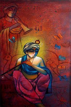 Radha Krishana #Krishna #Krsna #Radha #Radhe #hindu #art