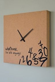 i need that clock