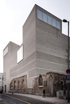 Kolumba, The Art museum of the Archdiocese of Cologne in Germany. An architecture rehab project by the nenowned swiss architect Peter Zumthor ( Pritzker prize 2009) that delicately design rises from the ruins of a Gothic church destructed during the world...