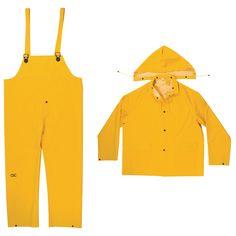 CLC Work Gear R1012X 3 Piece PVC Rain Suit