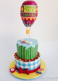 Wizard of Oz - Cake by Irina - Ennas' Cake Design - CakesDecor