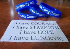 I Have Strength  www.LUNGevity.org