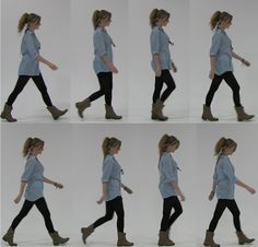 Fletch-Animation: 2D - Walk Cycle.