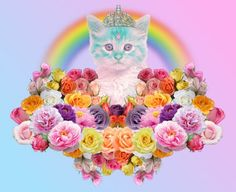 For my kitty Queen..Edite