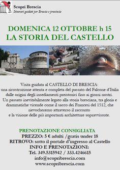 La Storia del Castello con Scopri Brescia http://www.panesalamina.com/2014/29818-la-storia-del-castello-con-scopri-brescia-2.html