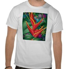 Ginger Lily T-shirt