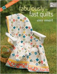 Awesomness from the beautiful Amy Smart! Definitely adding this to my quilting library when it comes out!! ♡