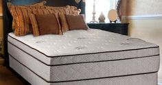 Continental Sleep Fifth Ave Collection, Fully Assembled Orthopedic Full Box Spring Mattress Reviews