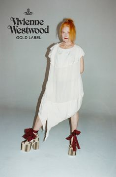 Vivienne Westwood @Vivienne La La La La La La Westwood | The House of Beccaria