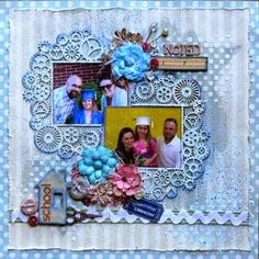 commencement ceremony layout Blog - The Crafty Scrapper www.thecraftyscrapper.com