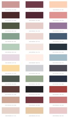 Color psychology meaning of Fall Color Palette, Colour Pallette, Colour Schemes, Pantone Colour Palettes, Pantone Color, Rustic Color Palettes, Paint Color Palettes, Pastel Colors, Colours