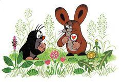 (2014-08) Haren viser Muldvarpen, at den har ondt i hjertet
