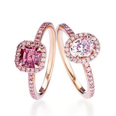 just the bands, no center stones... a few of these would make my heart patter... maybe even mixed in w/ the Cartier ones