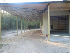 Steel trusses and pole barn kits made in usa products for Usa pole barns