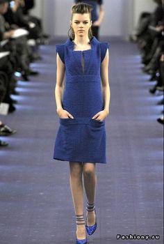 Chanel Haute Couture весна-лето 2012