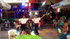 CORFU Moraitika Golden beach- Greece dance