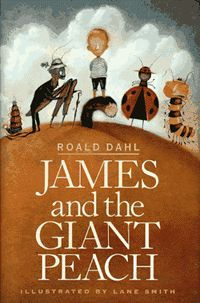 James and the Giant Peach by Roald Dahl (1961).  My very favorite book as a kid, and still one of the most perfect I've ever read.