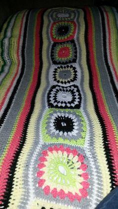Crochet blancet