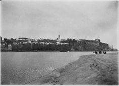 Rabat  La ville et l'oued  1916