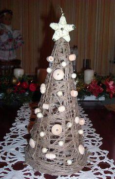 Motaný vianočný stromček od terkad - Artmama.sk.