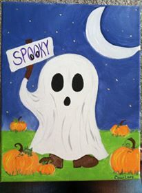 Spooky Ghost 6 years and up