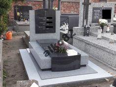 Nagrobek, Pomnik Granitowy IMPALA KURU lub BLANCO 6676594536 - Allegro.pl