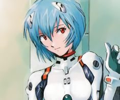 Post anything related to the character Rei Ayanami from Neon Genesis Evangelion. Rei Ayanami, Neon Genesis Evangelion, L Anime, Chica Anime Manga, Anime Art, Evangelion Tattoo, Another Anime, Arte Horror, Cute Icons