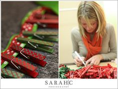 Pinterest Christmas Party! - Printables & Craft Project Party Ideas |