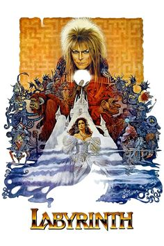 Labyrinth movie poster - #poster, #bestposter, #fullhd, #fullmovie, #hdvix, #movie720pFrustrated with babysitting on yet another weekend night, Sarah - a teenager with an active imagination - summons the Goblins from her favourite book,
