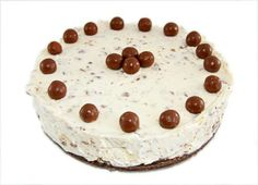 for from the lovely Pixie Hall confectionery and cakes Maltesers Cheesecake, Confectionery, Pixie, Food To Make, Food And Drink, Make It Yourself, Baking, Ethnic Recipes, Desserts