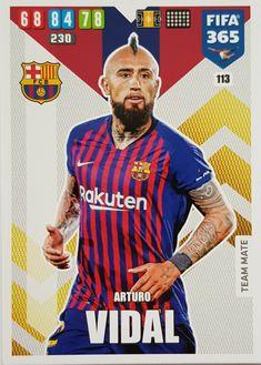 Fotbalové kartičky Fifa 365 XL 2018 Lionel Messi, Fc Barcelona, Manchester United, Real Madrid, Fifa, Philippines, Baseball Cards, Sports, Saint James