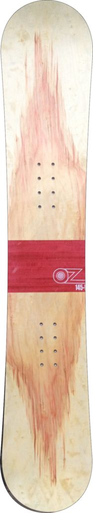For sale! Box elder wood veneer snowboard www.ozsnowboards.com #snowboarding