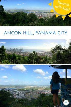 Panama with kids: Walking up Ancon Hill via @farflunglands