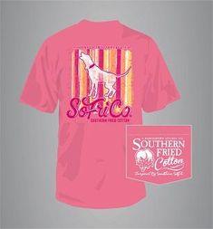 b8182a5d SoFriCo - Howlin' Boardwalk Logo Branding, Fries, Cotton, Mens Tops,  Southern