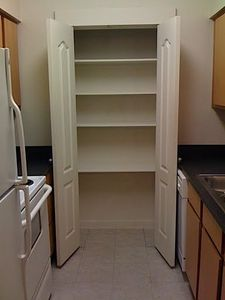Do-It-Yourself Pantry Shelves