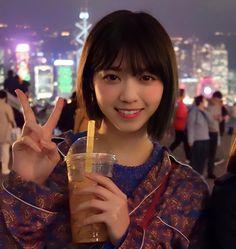 Cute Japanese Girl, Japan Girl, Woman Face, Girl Group, Cute Girls, Idol, Beautiful, Female Face, Angels