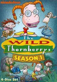 This fun filled release from the animated series THE WILD THORNBERRYS includes all 20 episodes from the show's first season, following Eliza Thornberry as she embarks on adventures through the wilds o