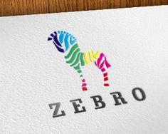 Logo Design: Zebras