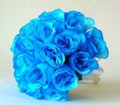 35 Incríveis Bouquet de Rosas: Vermelhas, Azuis, Amarelas