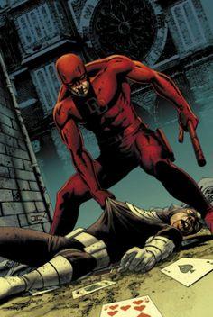 Daredevil DefeatsBullseye