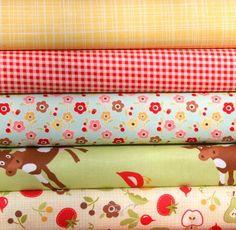 Farm Fresh Fabric Bundle Pack Riley Blake