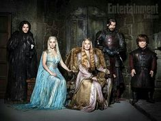 Game of Thrones (Credit: Entertainment Weekly)