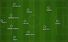 campinho, Botafogo x Madureira (Foto: Info Esporte)
