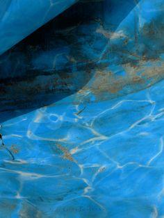 Mar de papel   Fotografía digital by Gina Pórtera www.ginaportera.es