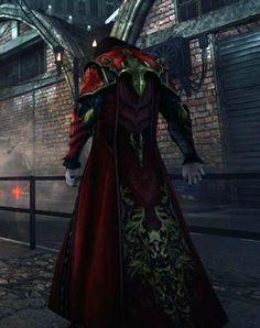gabriel/Dracula armor