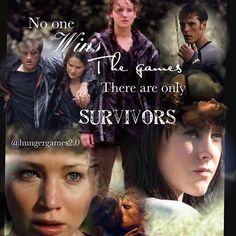 No one wins the games there are only survivors ❤️ our girl on fire survived and our boy with the bread   this is my edit for the the edit contest of @the_hunger_games_images ☺️ Question: what language do you speak? I speak Dutch ❤️ what do you think of my edit?  please comment ☺️