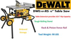 Top Power Tools Review: Best Contractor Table Saw Cabinet Table Saw, Jobsite Table Saw, Contractor Table Saw, Portable Table Saw, Best Table Saw, Aluminum Table, Generators, Tool Storage, Power Tools